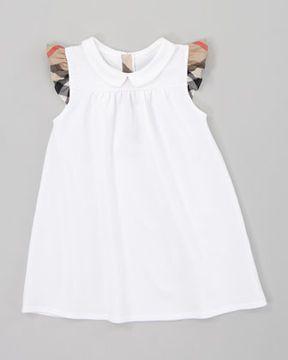 94527019625 Burberry Pique Knit Dress