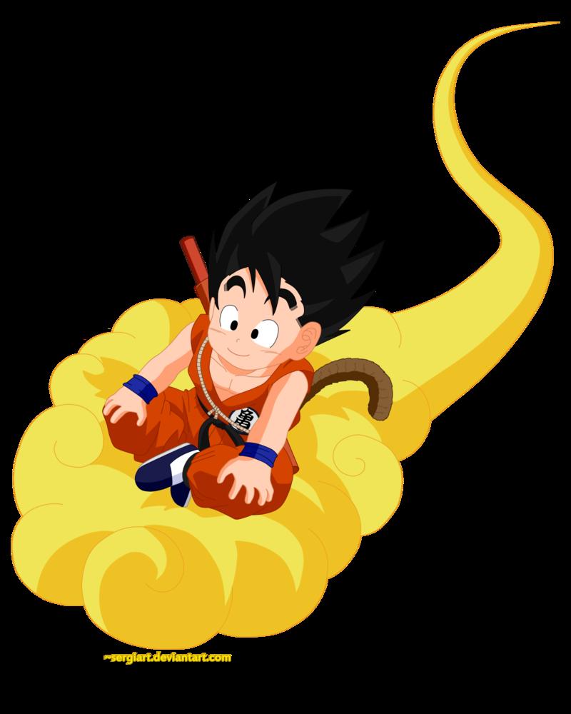 Son Goku By Sergiart On Deviantart Dragon Ball Artwork Dragon Ball Goku Dragon Ball