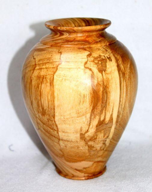 Woodturned Vase Marcenaria Pinterest Wood Turning Woodturning