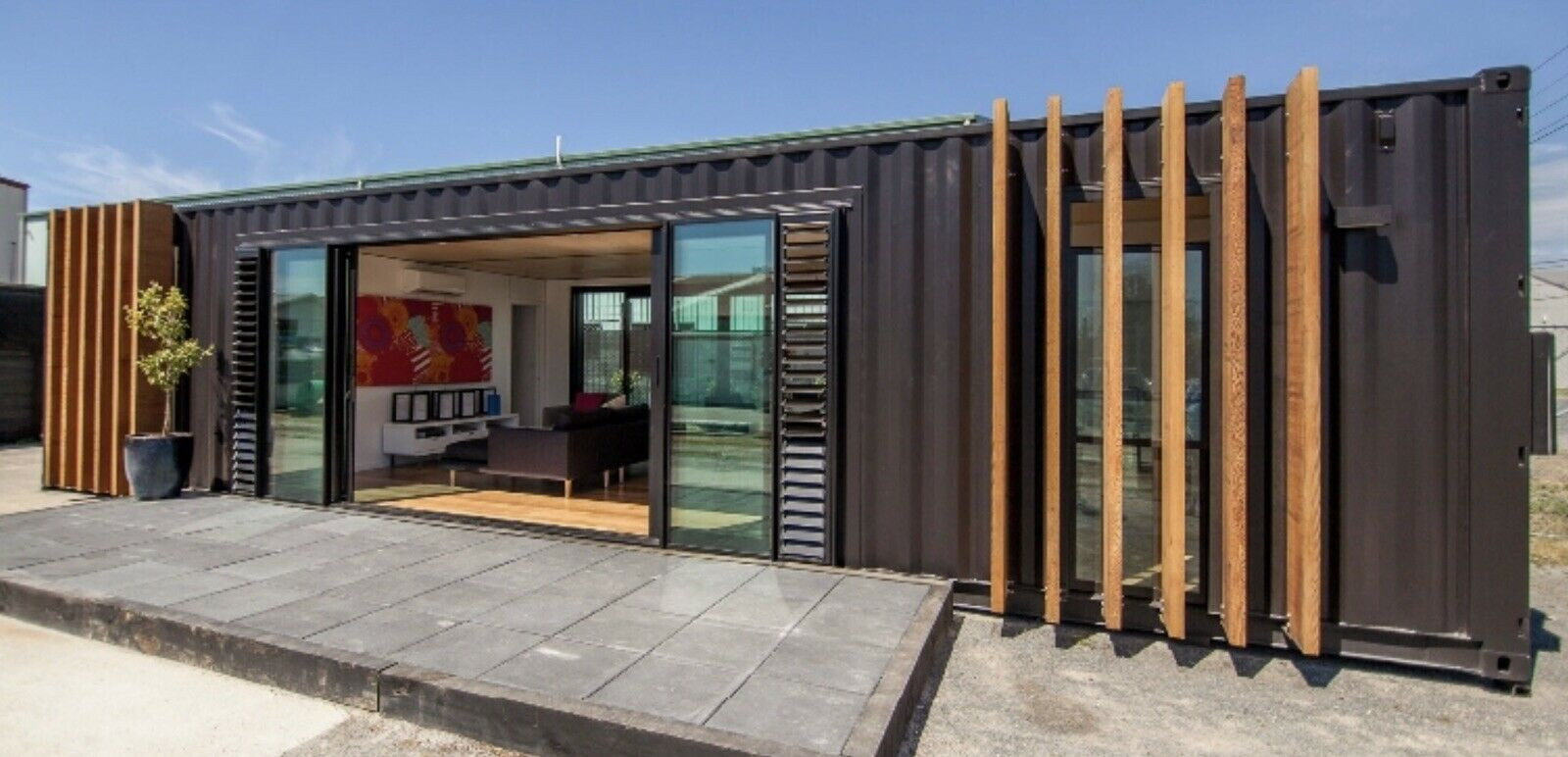 Modern Shipping Container Home 7 viewed per hour$77,800.00free local pickupbuy it nowadd to
