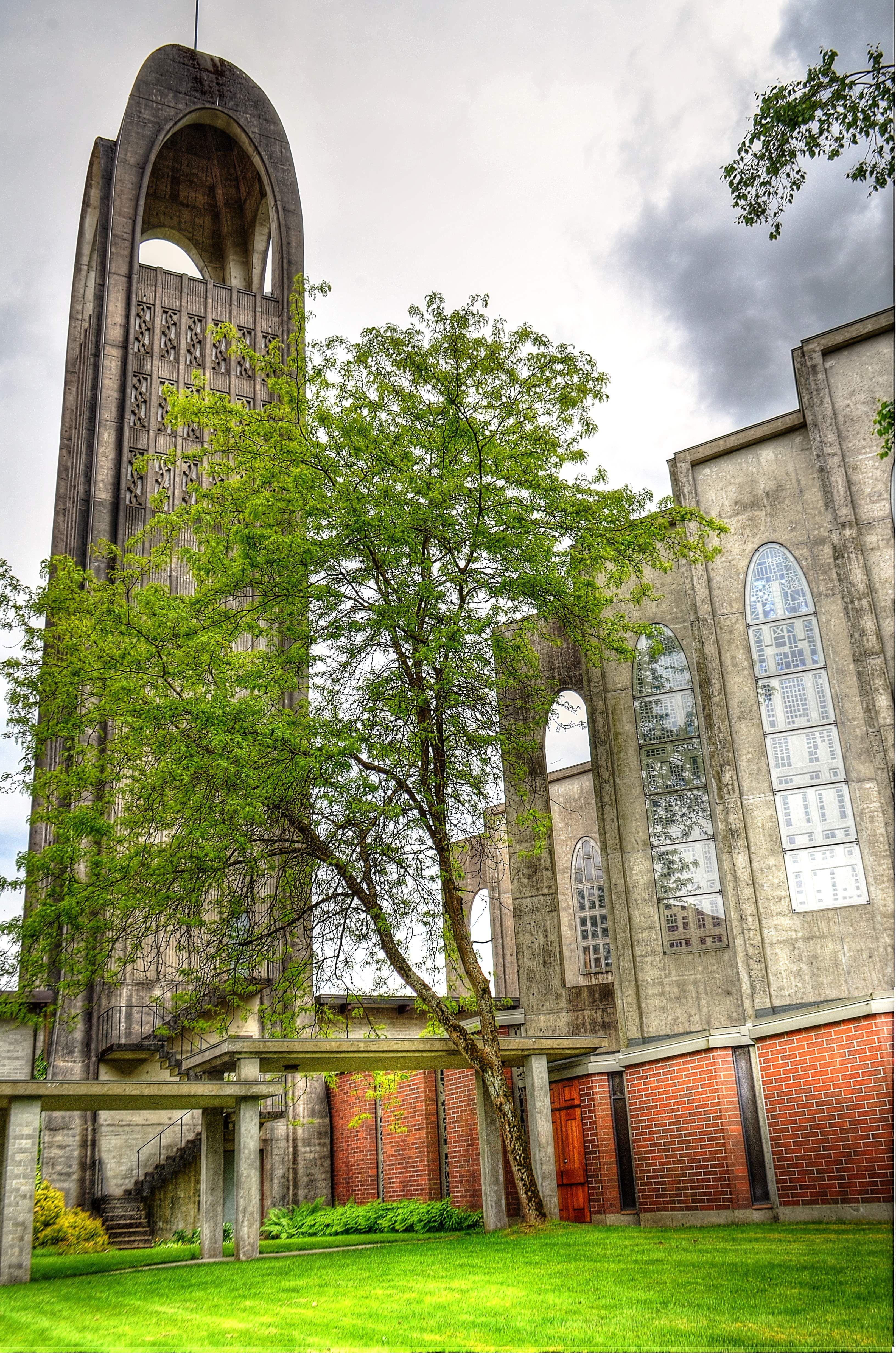 Westminster Abbey - Benedictine Monastery and Seminary, Mission, British Columbia