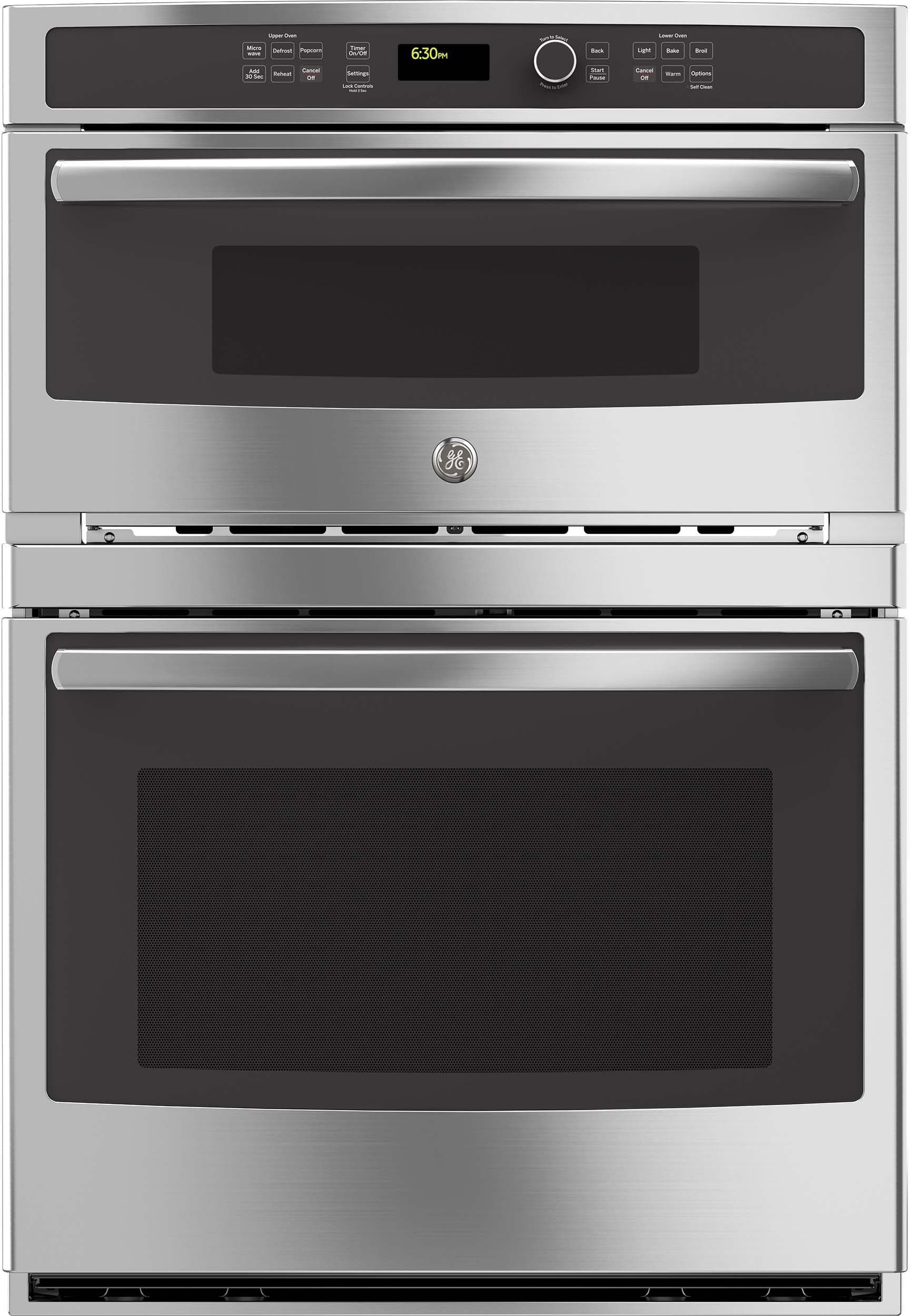 Ge Jt3800shss Combination Wall Oven Convection Wall Oven Wall Oven