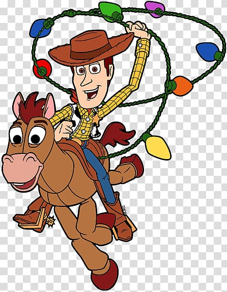 Sheriff Woody Bullseye Jessie Buzz Lightyear Toy Story Transparent Background Png Clipart Disney Christmas Cards Xmas Pictures Woody Toy Story