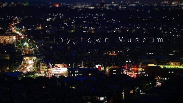 Tiny town Museum   #video #audiovisualpoetry #timelapse #tiltshift #tokyo