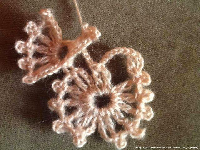 Magnífico punto para este chal lila | Crochet y Dos agujas | crochet ...