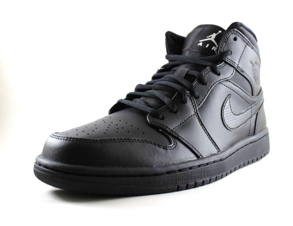 men air jordan 1 mid basketball shoe