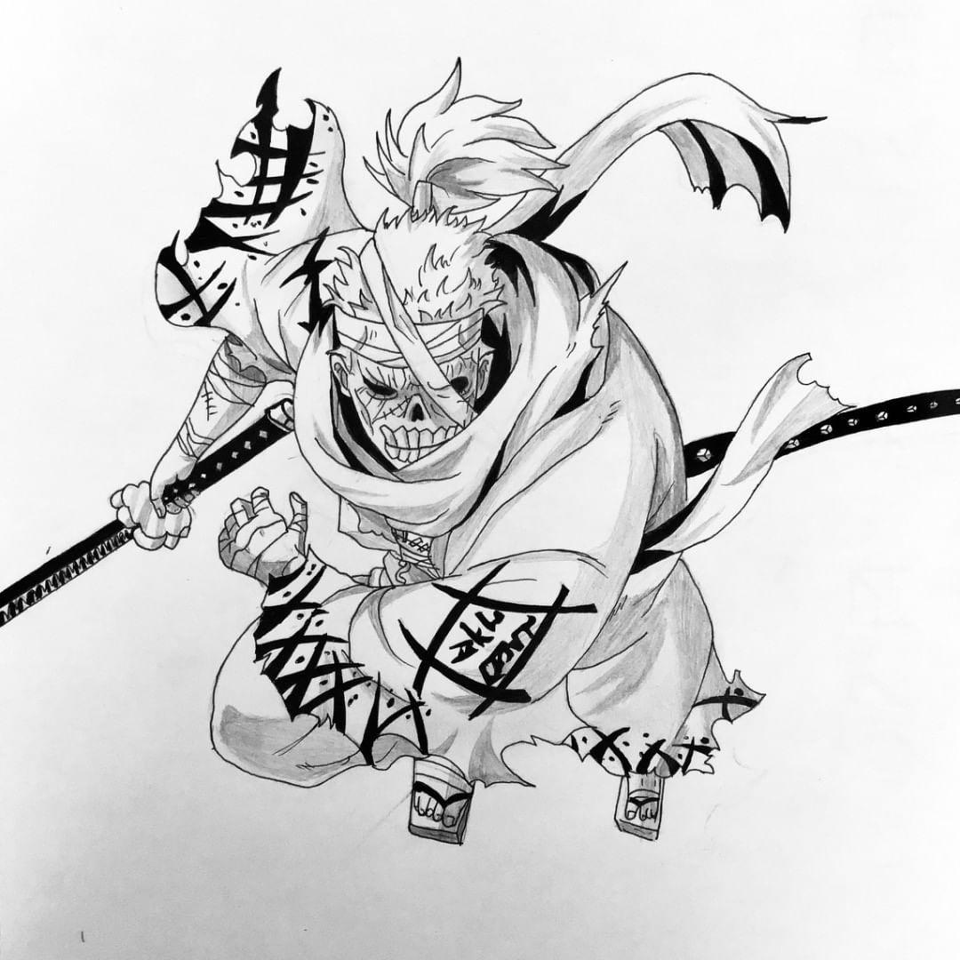 Ryuma/One Piece | Personagens de anime, Anime, Desenhos de ...
