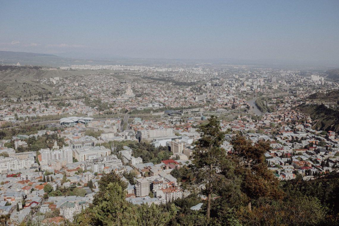 Tiflis Tbilisi 4 Tage In Der Hauptstadt Georgiens Georgien Hauptstadt Reisen
