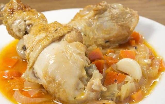 Foro Feralf Tema Pollo En Escabeche 1 1 Pollo En Escabeche Muslos De Pollo Escabeche