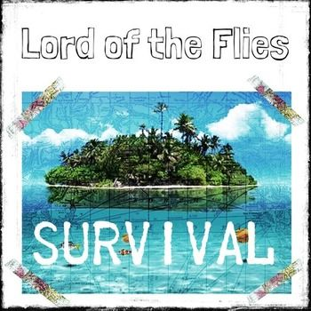 the keys to survival in the novel lord of the flies 5 some readers of lord of the flies have argued that each and every one of the boys' actions is nothing more than an attempt to survive in difficult conditions.