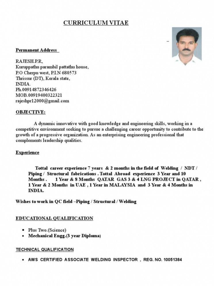 13 Qa Qc Engineer Resume Pdf