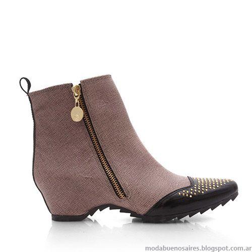 Moda En Calzado Femenino Otoño Invierno 2015 Botas Zapatillas Y Zapatos Blaque Invierno 2015 Botas Chelsea Otoño Invierno 2015 Otoño Invierno