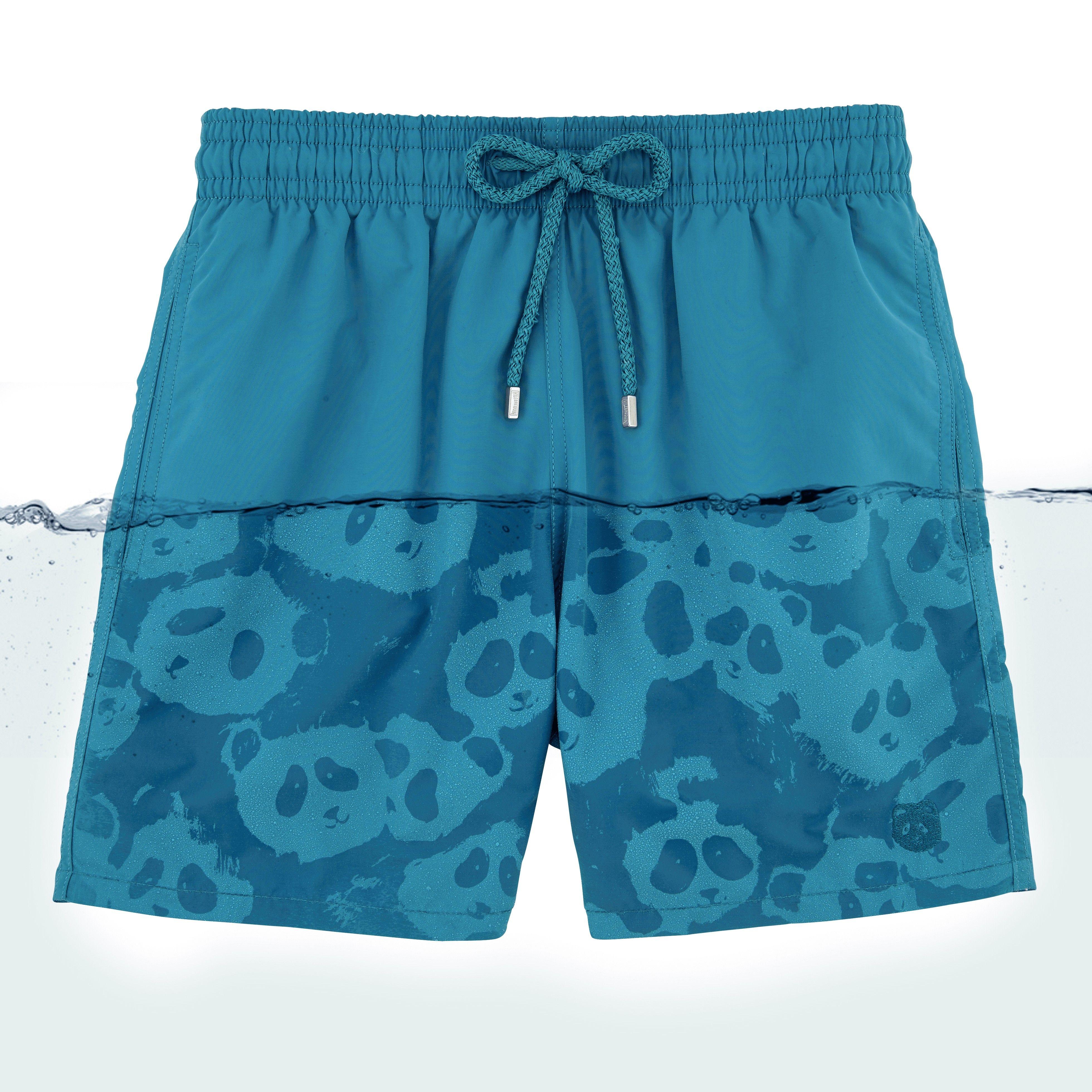 b1798bb7a7c VILEBREQUIN Panda Water-Reactive Swimwear