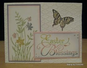 Stamp & Scrap with Frenchie: Stampin'Up! deal and Just Believe
