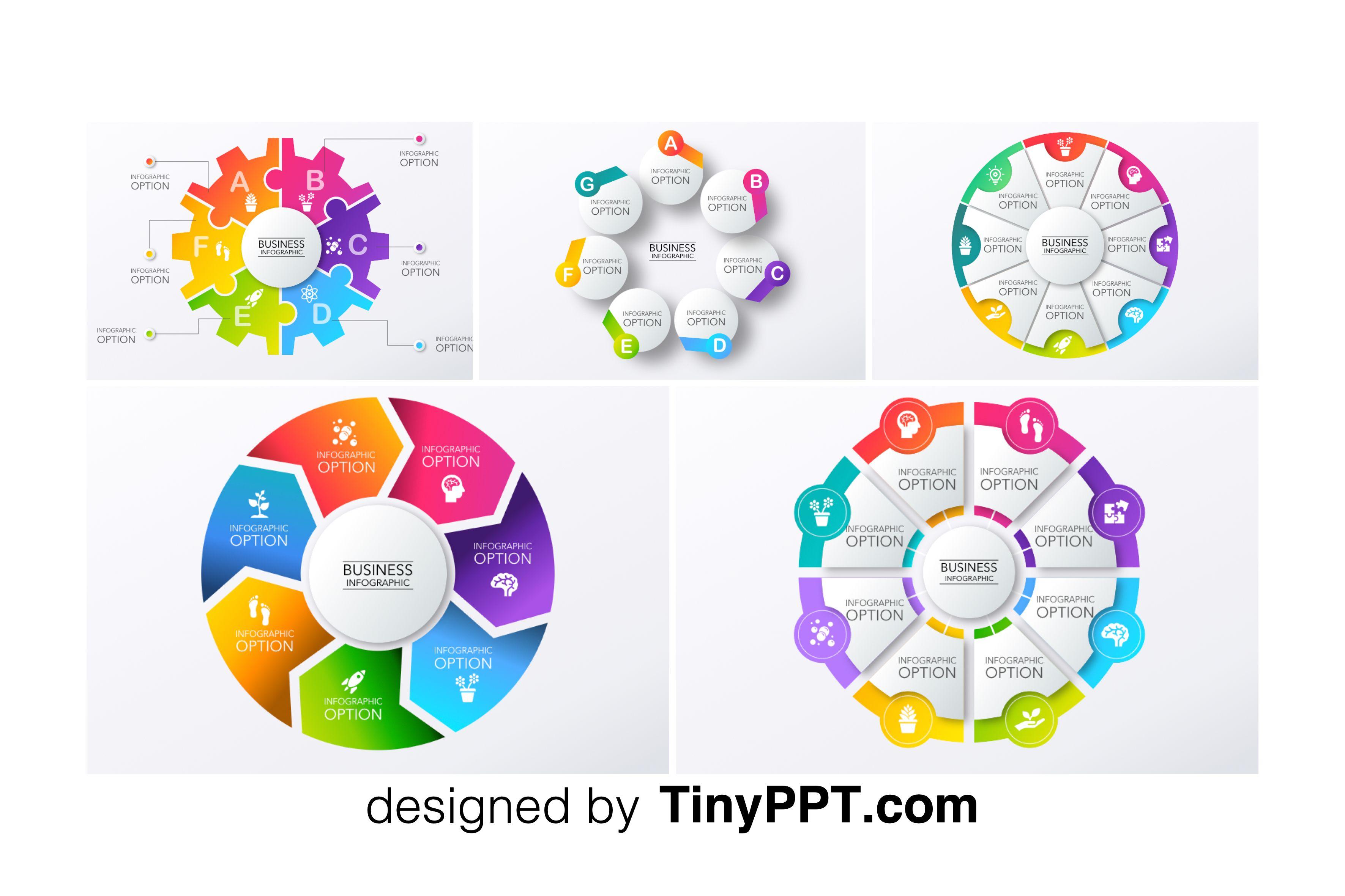 Google Slides Smartart Templates