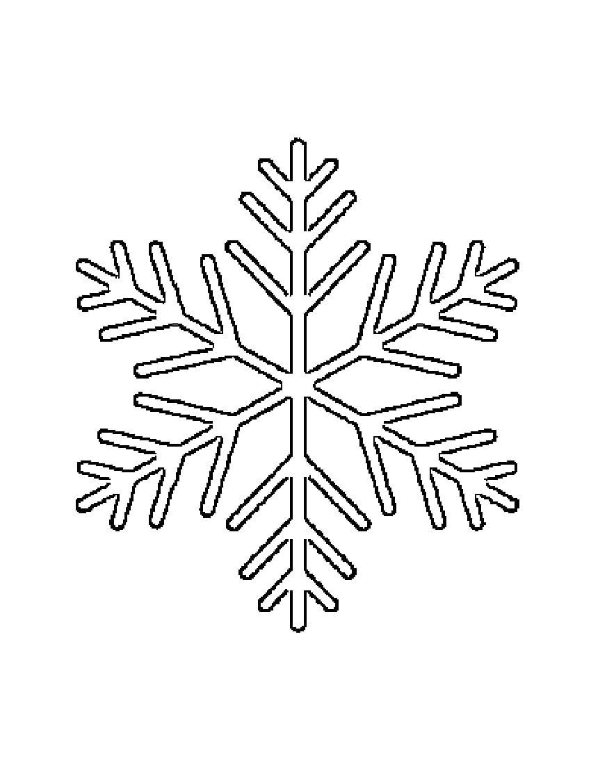 Snowflake5 Pdf Onedrive Snowflake Coloring Pages Printable Snowflake Template Snowflake Stencil