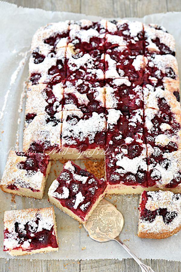 Schneller Beerenkuchen Rezept Beerenkuchen Kuchen Rezepte Susse Kuchen