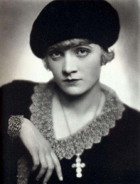 Marlene Dietrich early 1920s Marlene dietrich