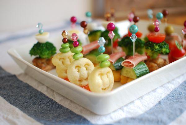 かわいいごはん Happy Birthday Halloween Party 日々のテーブル あちらとこちら 子供 パーティー 料理 クリスマス 料理 こども 誕生日 料理