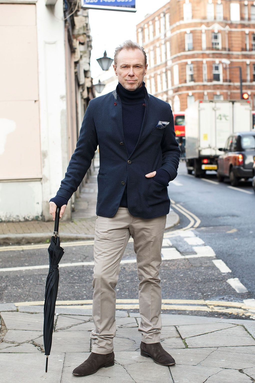 The best-dressed gents off the catwalk at London's menswear fashion week