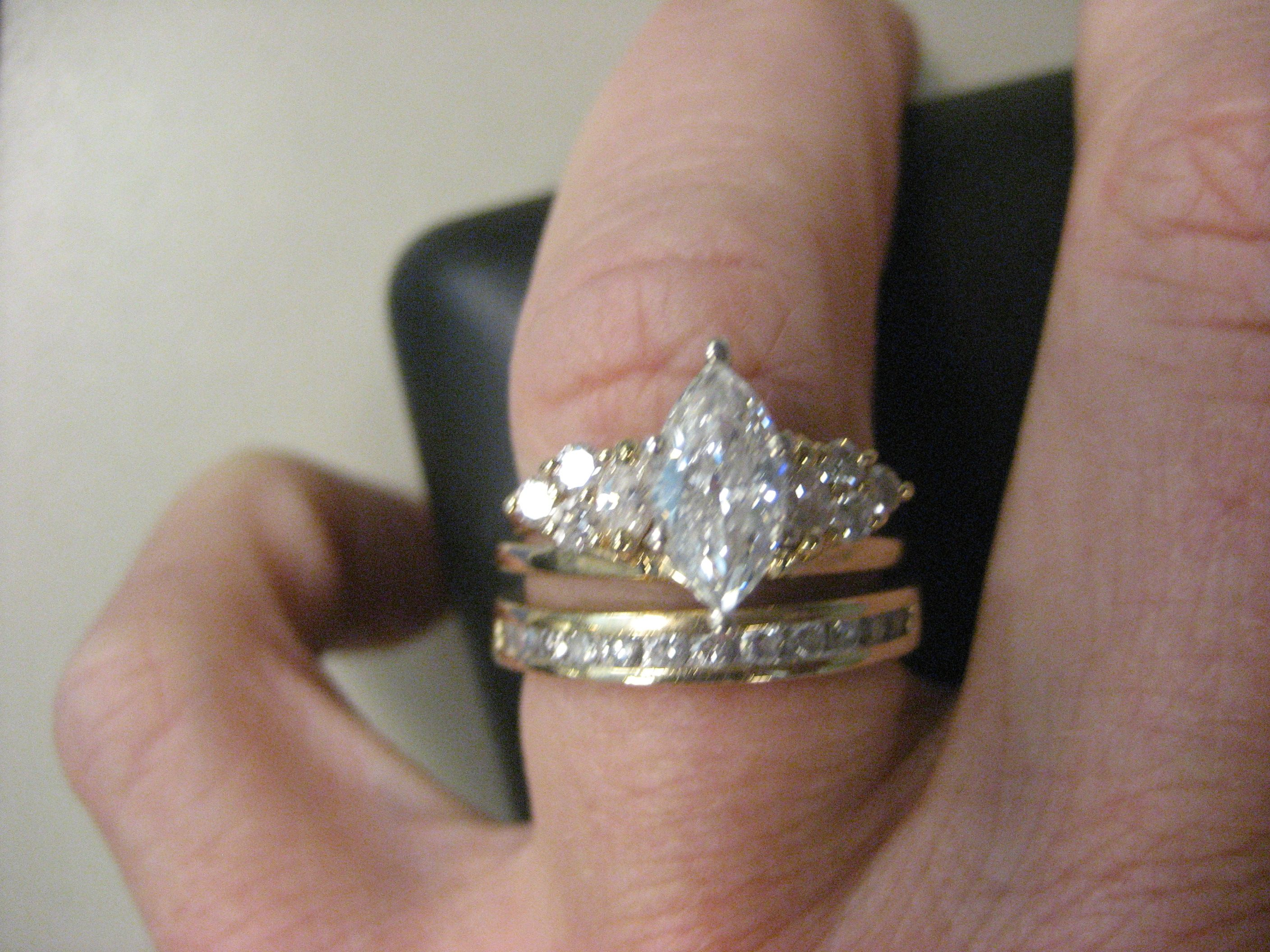 marquise diamond ring Google Search Marquise wedding