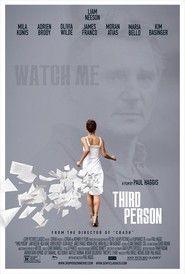 third person full movie watch online free