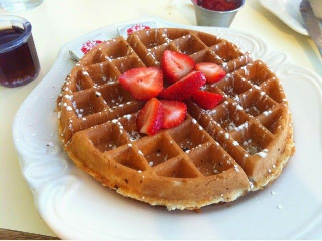 Fit for Fun: Cinnamon Protein Waffles