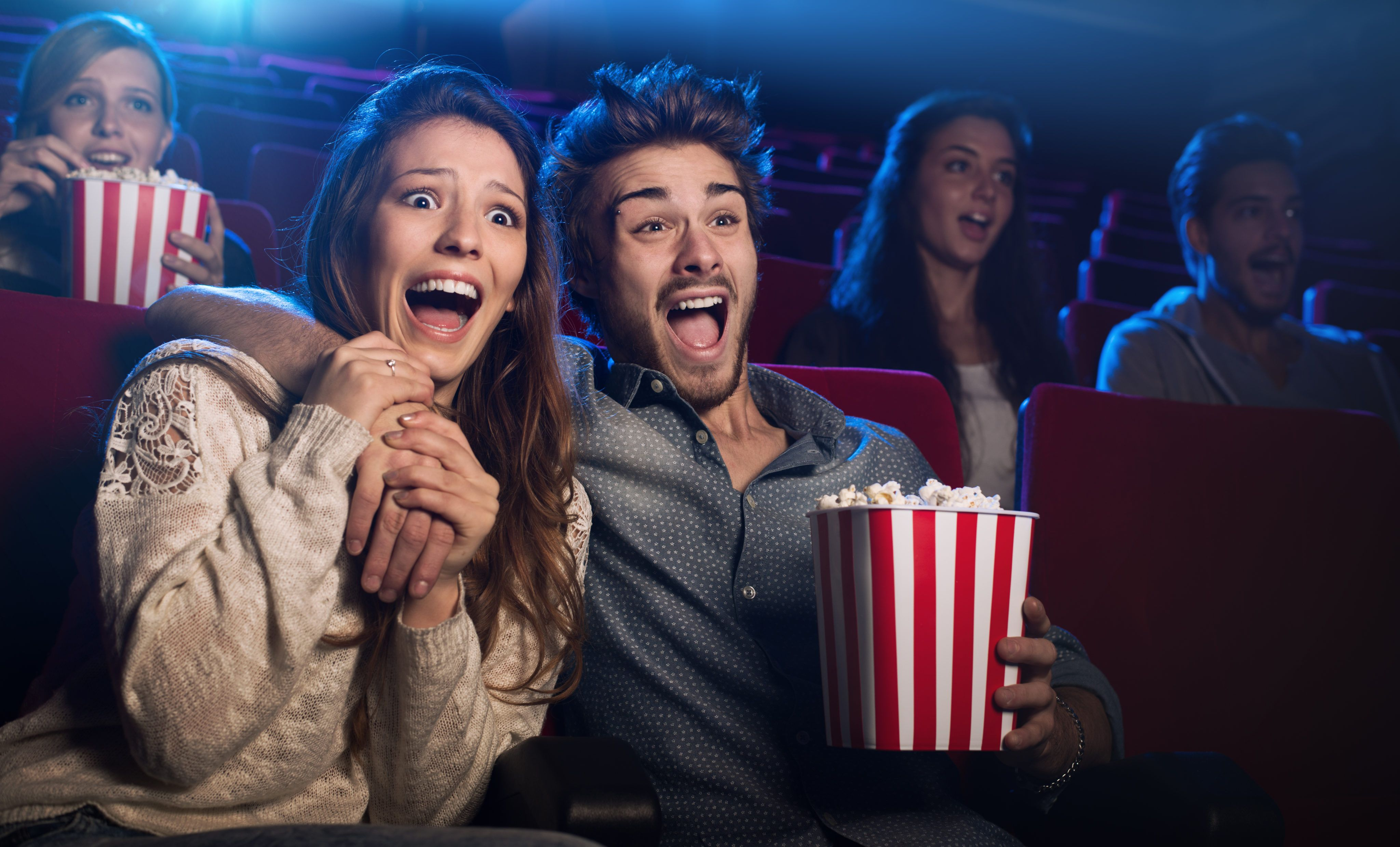 How to see 5 movies in theaters for 4 each movie