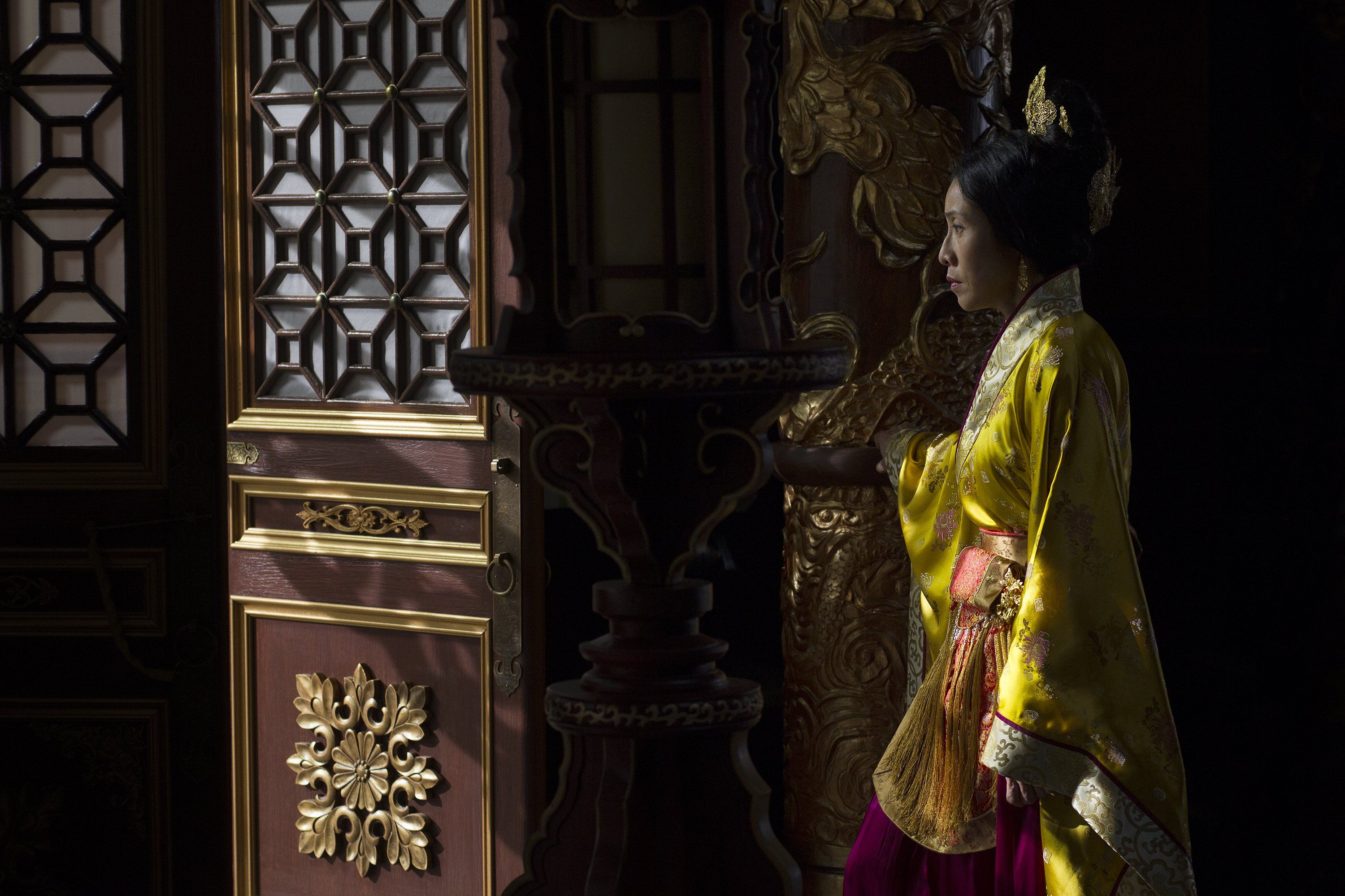 Marco Polo - Empress Dowager