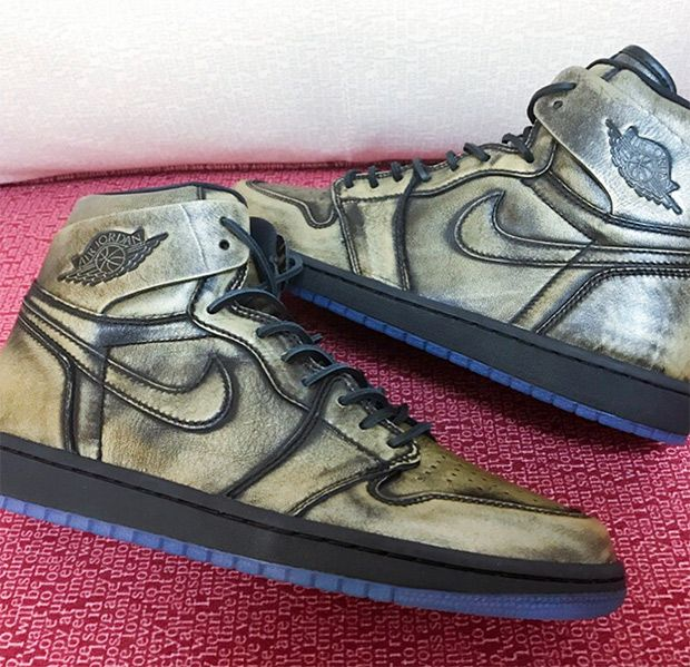 lowest price c021d 88692 Detailed images and a first look at the 2017 Air Jordan 1 Wings colorway,  as well as information on its release to the public.