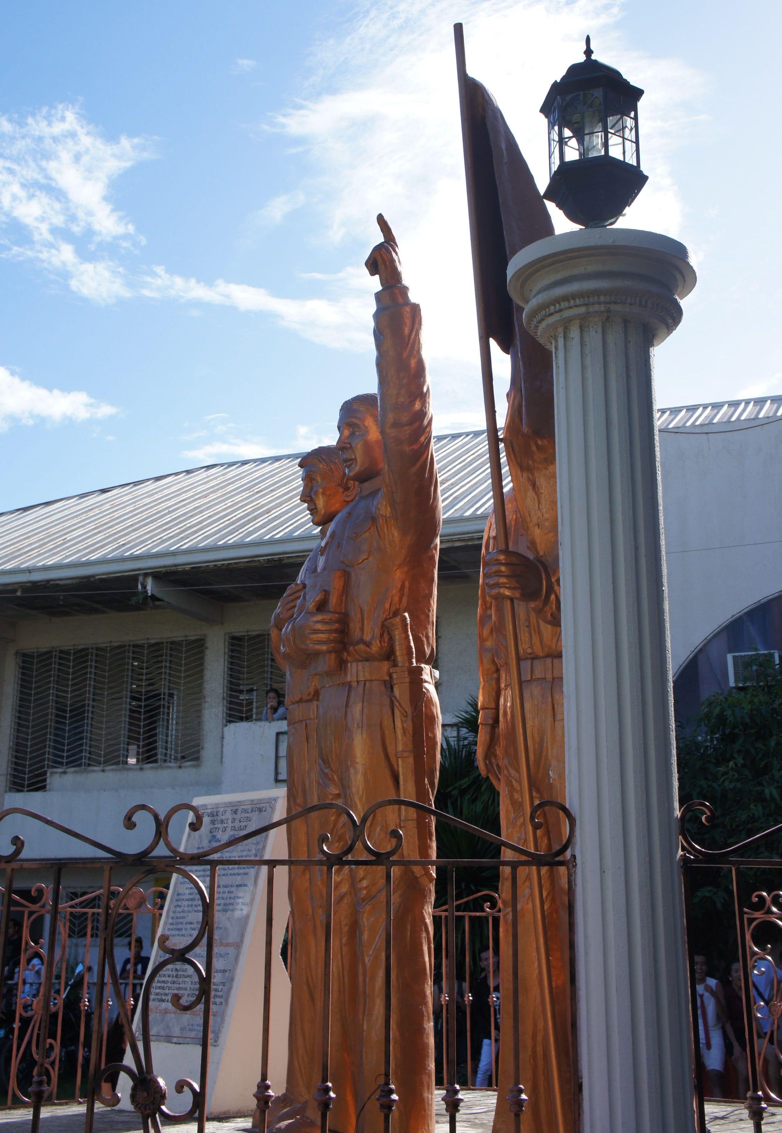 Cebu Hotel Accommodations Tres Alinos Fighting The Good Fight Then And Now Fight The Good Fight City College Cebu