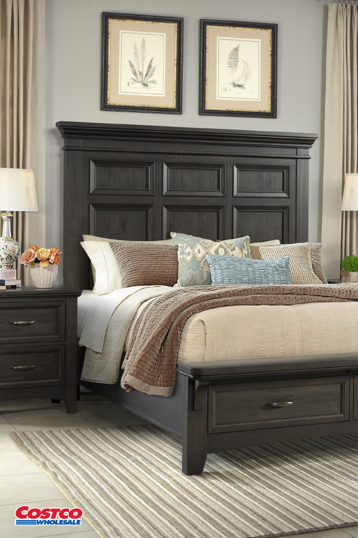 Riley Park Cal King Bed Fine Bedroom Furniture Furniture