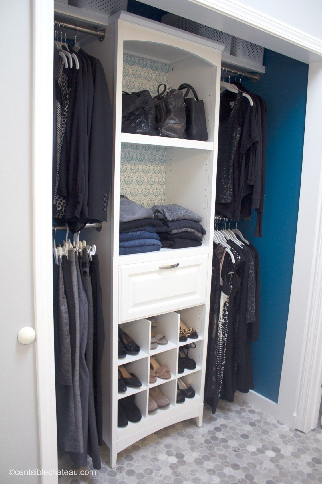 How to Improve Your Storage with an Elegant Closet Organizer ...