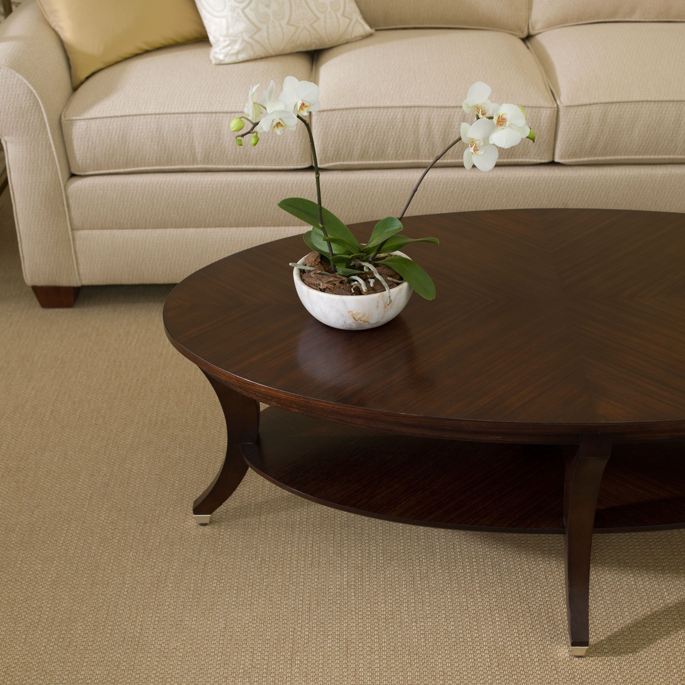 Ethan Allen Oval Glass Coffee Table Round Coffee Table Coffee Table Small Coffee Table [ 1740 x 2430 Pixel ]