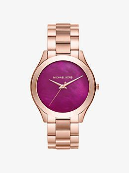 Women s Designer Rose Gold-Tone Watches   Watches in 2018   Spring ... c23b398743