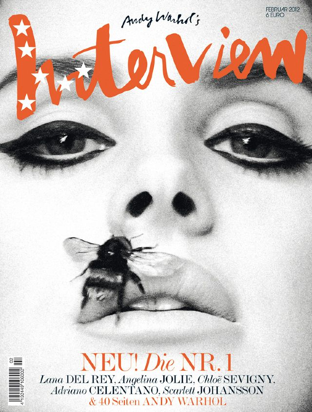 Magazin - INTERVIEW MAGAZINE GERMANY