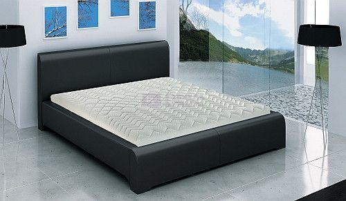 Lozko Typ 80219 Tapicerowane Z Pojemnikiem M Foam Kolo Fabryka Sypialni Furniture Mattress Bed