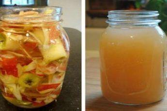 Apfelessig aus frischer Ernte zubereiten: zwei einfache Rezepte. Sehr nützliche…