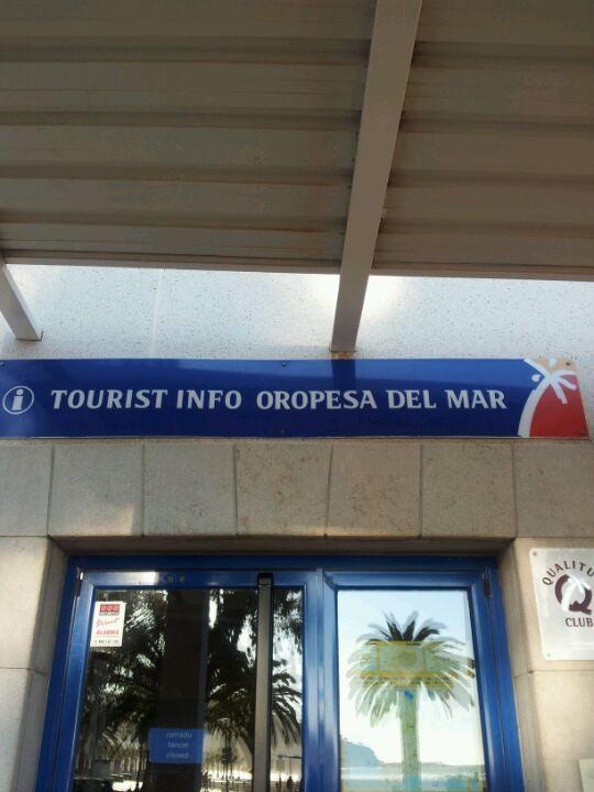TOURIST INFO OROPESA DEL MAR en Oropesa del Mar, Comunidad Valenciana
