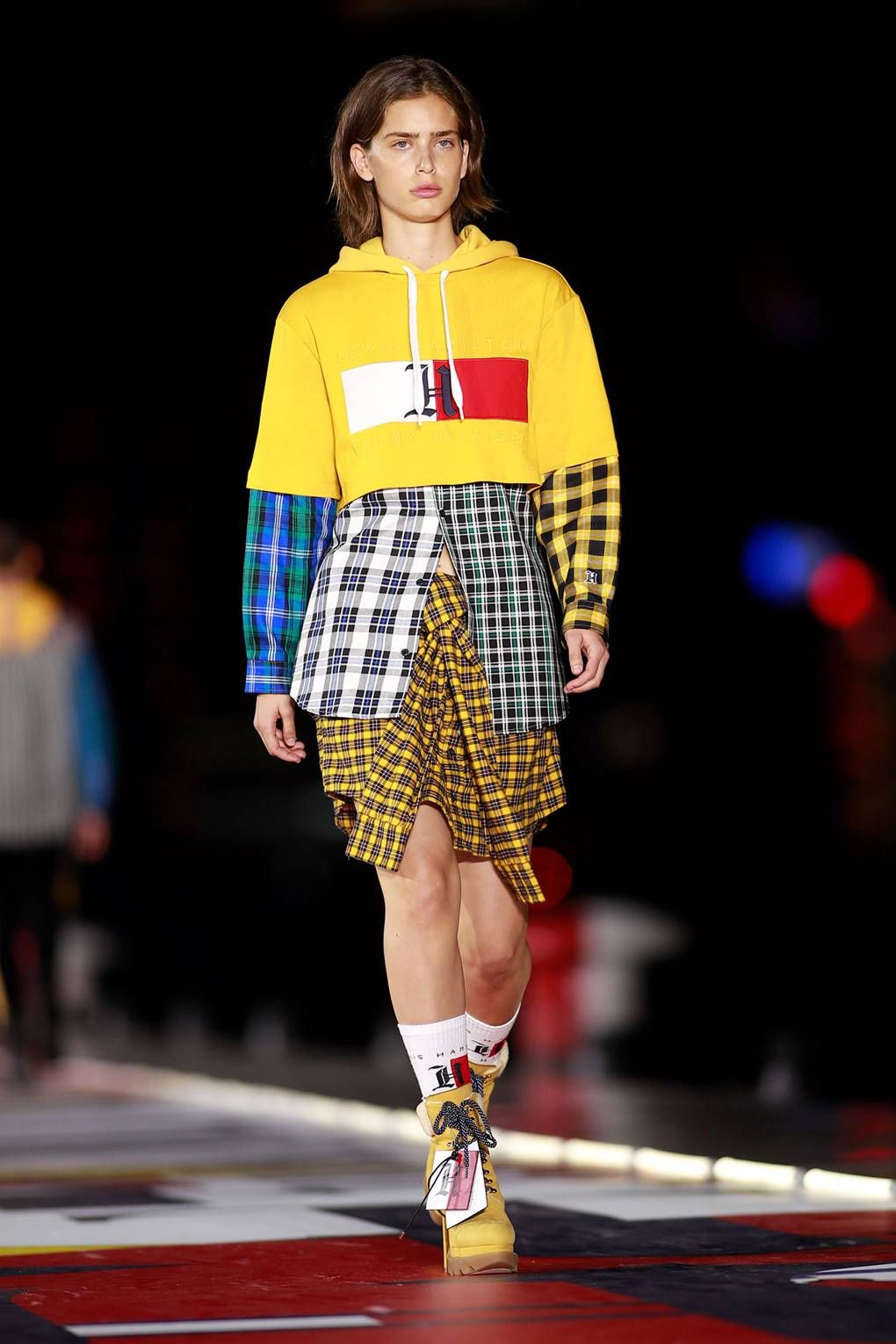 f08c008ab54 Tommy Hilfiger Autumn Winter 2018 Ready-To-Wear Collection