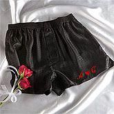 Sealed with a Kiss Personalized Boxers  Romantic Gifts  Romantic Gifts #SilkCl