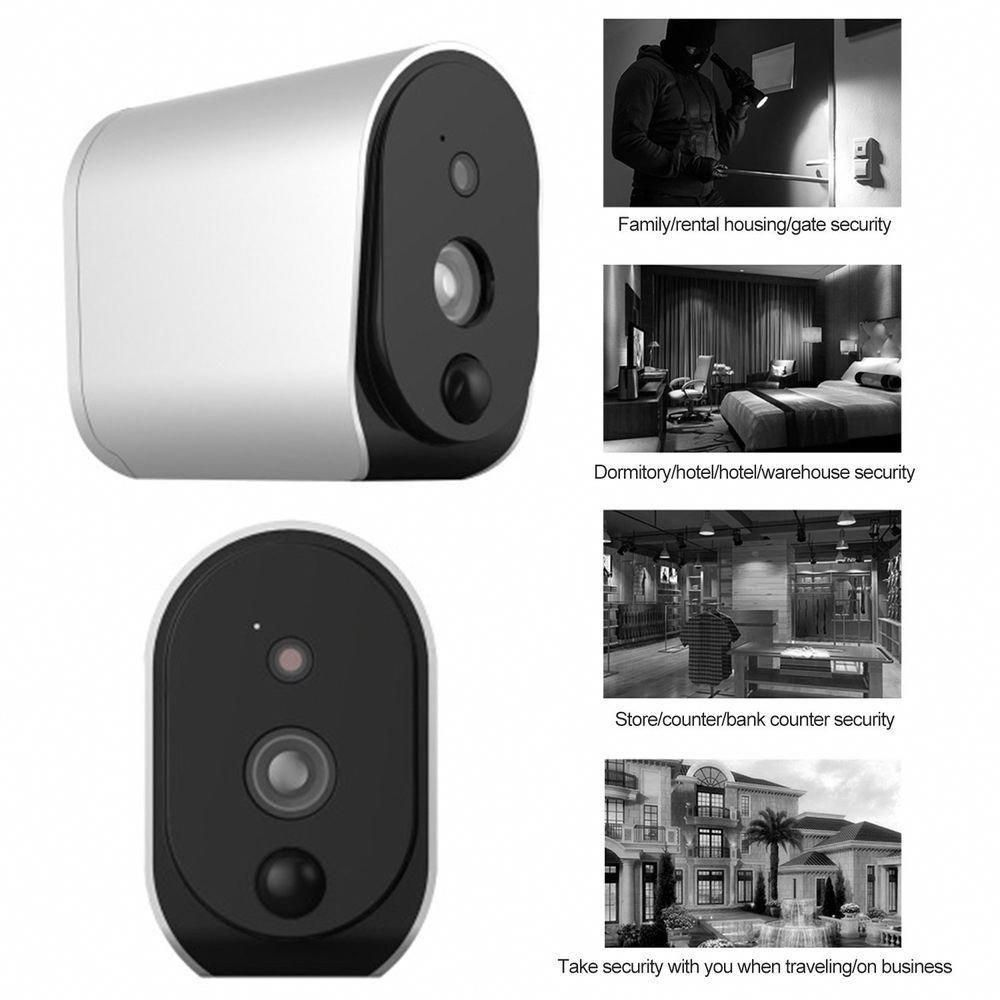 Network 1080p Hd Wireless Wifi Camera Phone Remote Monitoring Camera Silver Sr Ebay Link Surveillancewificamera Wifi Camera Phone Camera