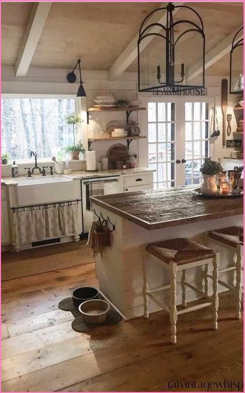 Photo of 34 Modern and Classic Wooden Kitchen Design Ideas img No 40
