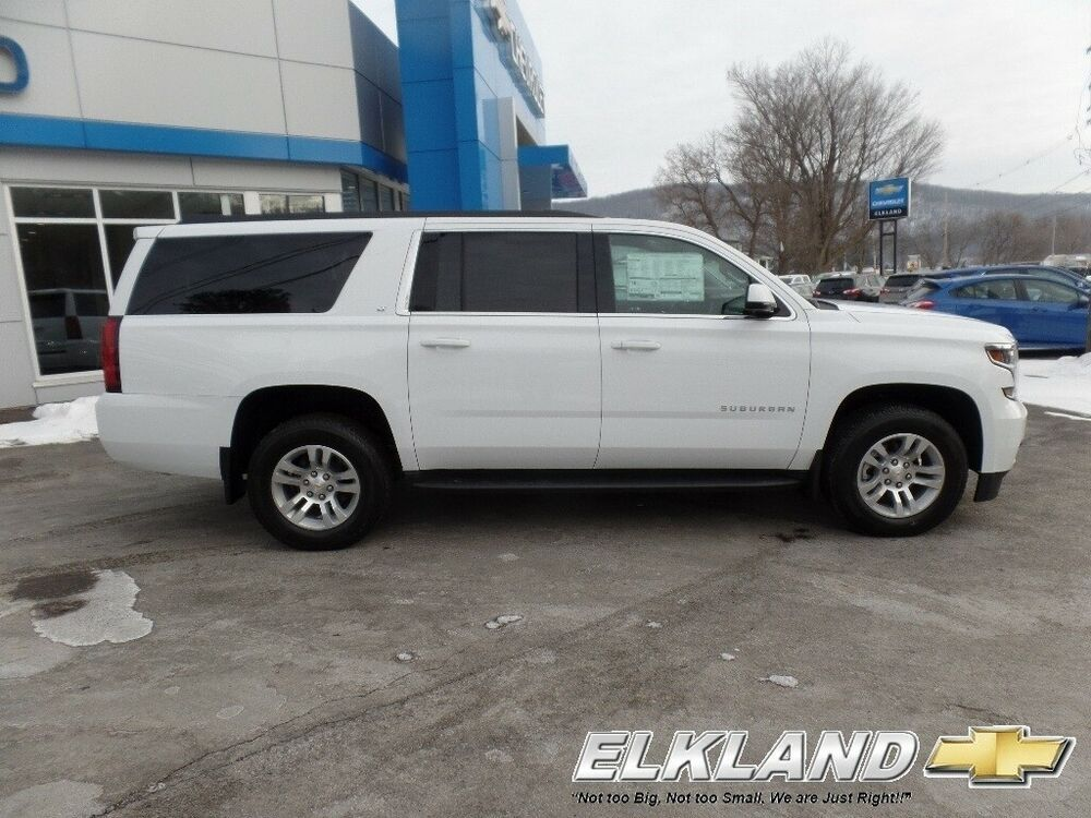 Ebay Advertisement 2019 Chevrolet Suburban Lt Leather Navigation