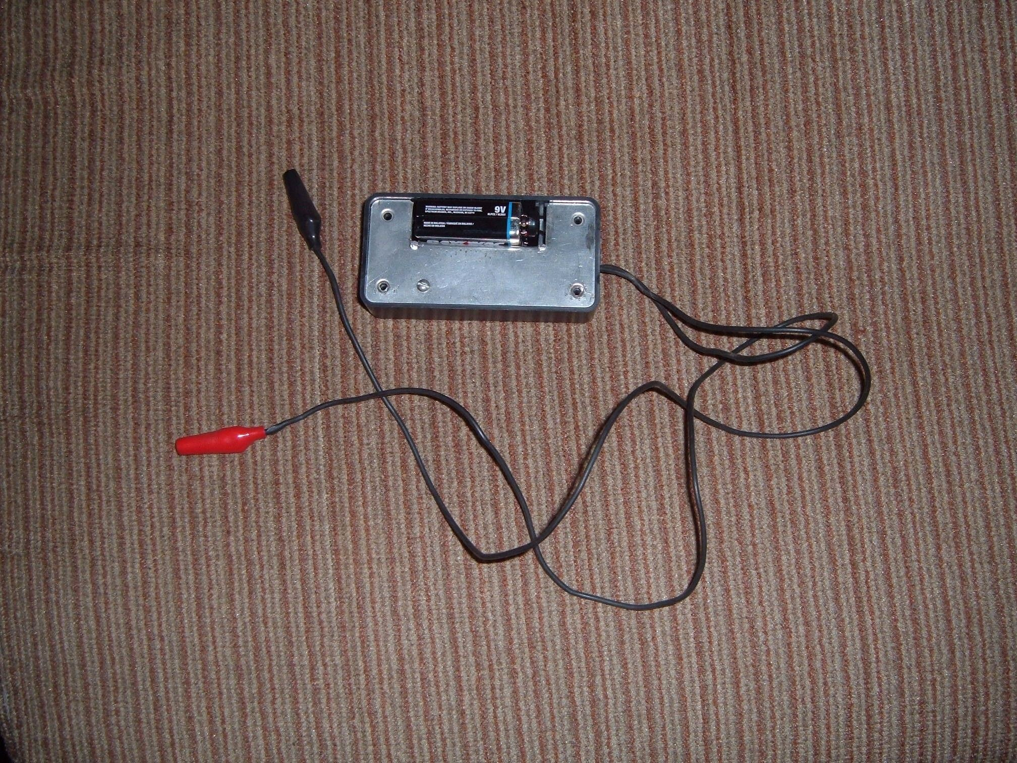 Tps Tool By Triumphoveru Homemade Constructed From A Wwwhomemadeelectronicscom Voltage Regulator 9v
