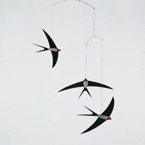 flensted mobiles | swallow mobile