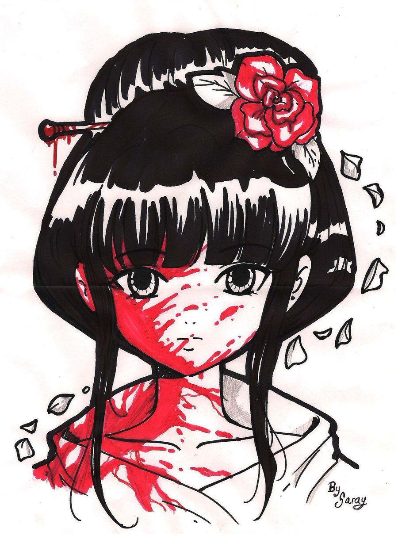 Dibujos Anime: Dibujos Gore - Buscar Con Google