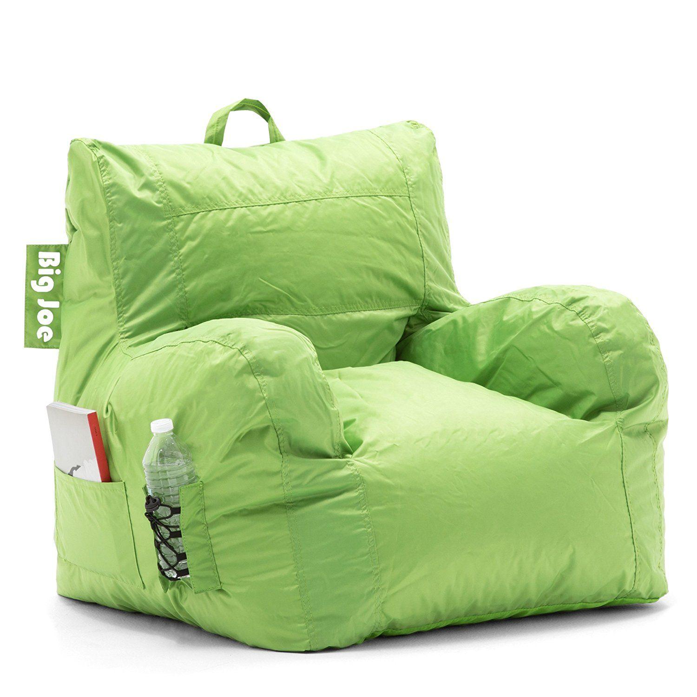 Big Joe Dorm Bean Bag Chair, Stretch Limo