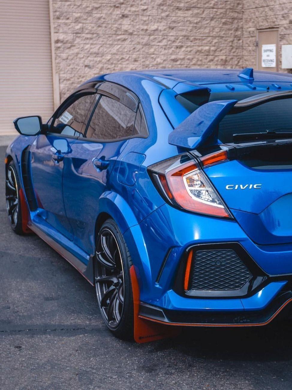 Type R Civic Autos Und Motorrader Autos Folierung