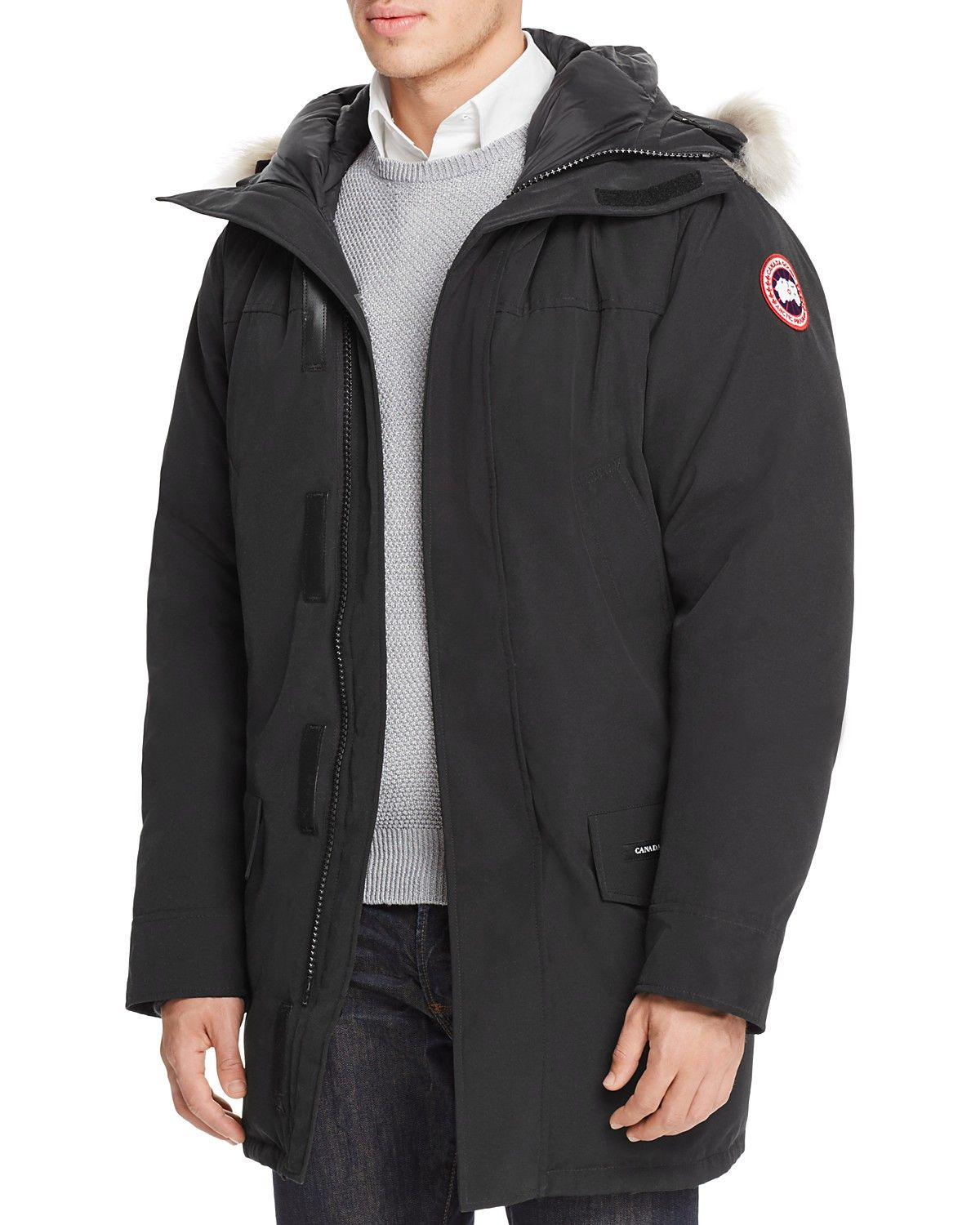 518e126f45bf Canada Goose Langford Parka with Fur Hood